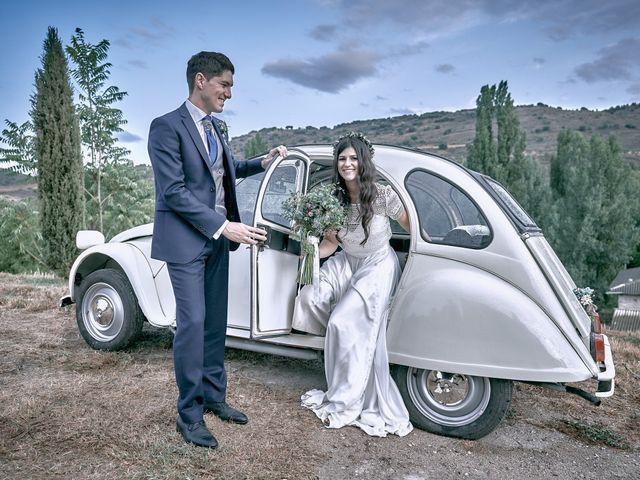 La boda de Alberto y Laura en Brihuega, Guadalajara 34