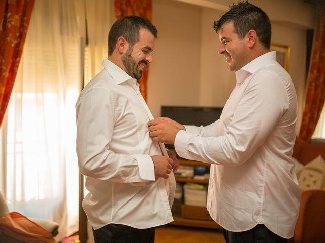 La boda de Jonathan y Ainhoa en Mombeltran, Ávila 4