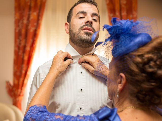 La boda de Jonathan y Ainhoa en Mombeltran, Ávila 6