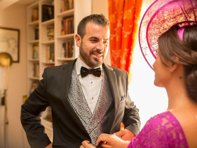 La boda de Jonathan y Ainhoa en Mombeltran, Ávila 10