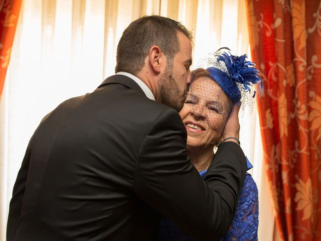 La boda de Jonathan y Ainhoa en Mombeltran, Ávila 11
