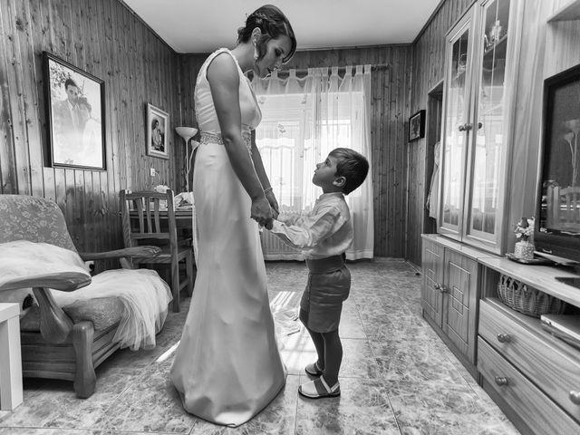 La boda de Jonathan y Ainhoa en Mombeltran, Ávila 23