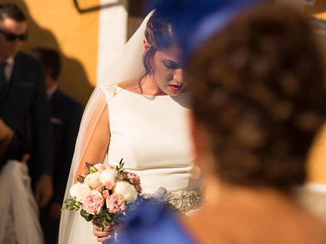 La boda de Jonathan y Ainhoa en Mombeltran, Ávila 26