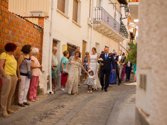 La boda de Jonathan y Ainhoa en Mombeltran, Ávila 28