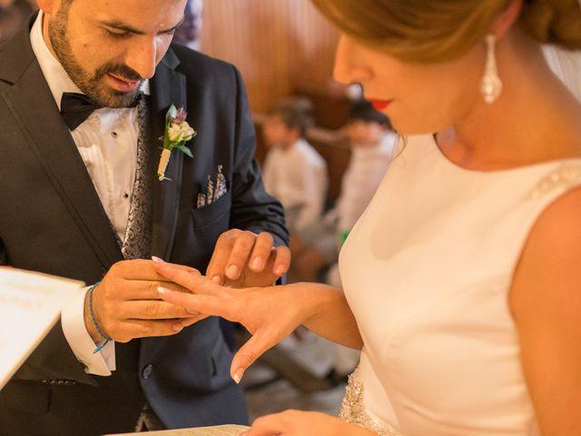 La boda de Jonathan y Ainhoa en Mombeltran, Ávila 31