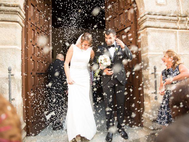 La boda de Jonathan y Ainhoa en Mombeltran, Ávila 33