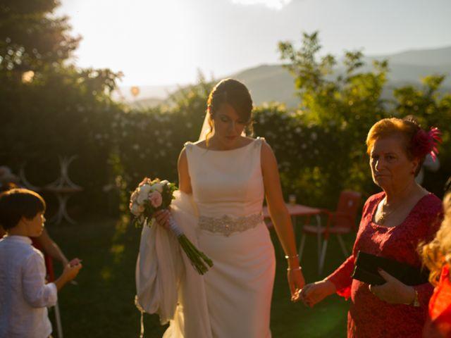 La boda de Jonathan y Ainhoa en Mombeltran, Ávila 38