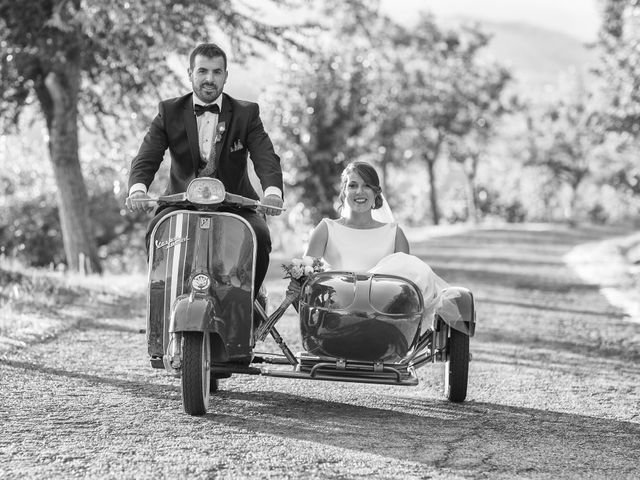 La boda de Jonathan y Ainhoa en Mombeltran, Ávila 39
