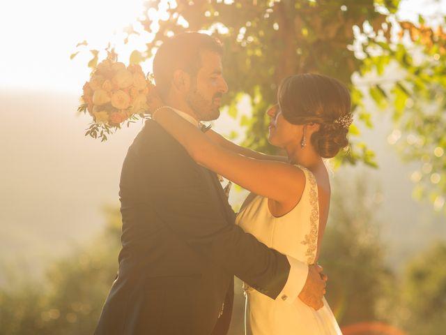 La boda de Jonathan y Ainhoa en Mombeltran, Ávila 41