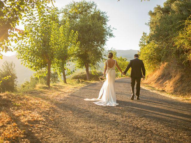 La boda de Jonathan y Ainhoa en Mombeltran, Ávila 42