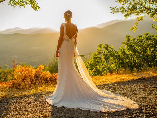 La boda de Jonathan y Ainhoa en Mombeltran, Ávila 43