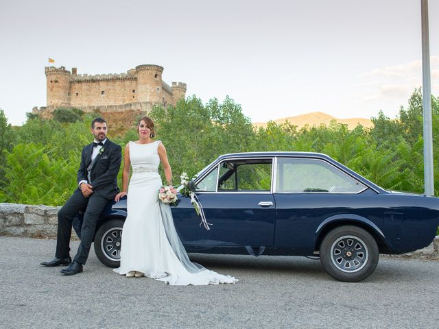 La boda de Jonathan y Ainhoa en Mombeltran, Ávila 47