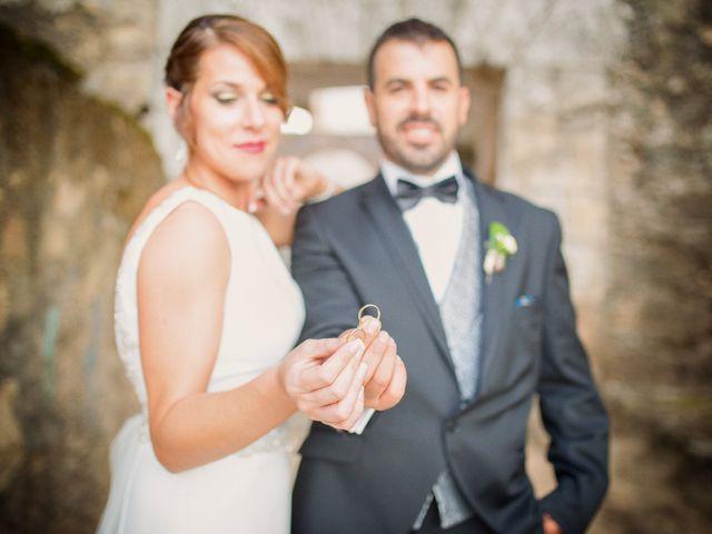 La boda de Jonathan y Ainhoa en Mombeltran, Ávila 50