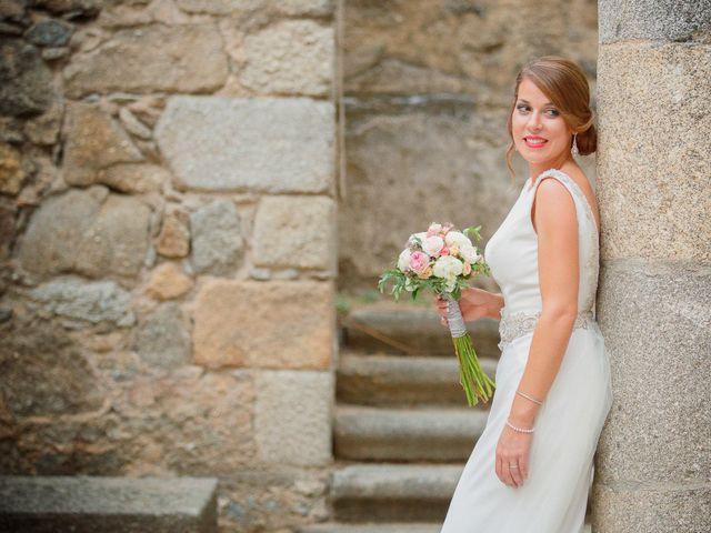 La boda de Jonathan y Ainhoa en Mombeltran, Ávila 51