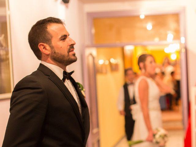 La boda de Jonathan y Ainhoa en Mombeltran, Ávila 54