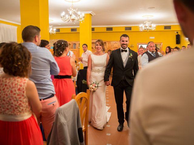 La boda de Jonathan y Ainhoa en Mombeltran, Ávila 55
