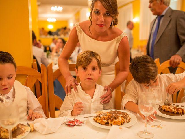 La boda de Jonathan y Ainhoa en Mombeltran, Ávila 56