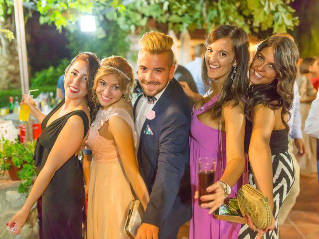 La boda de Jonathan y Ainhoa en Mombeltran, Ávila 59
