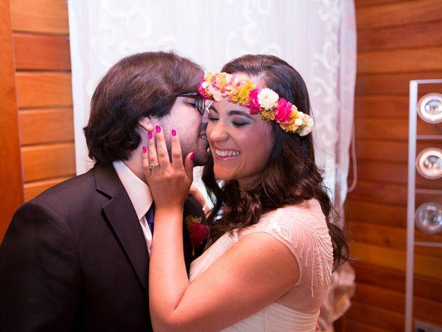 La boda de Marta y Jorge  en Madrid, Madrid 18