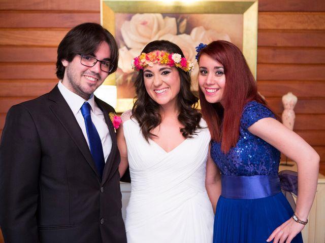 La boda de Marta y Jorge  en Madrid, Madrid 20