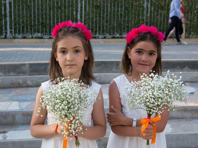 La boda de Marta y Jorge  en Madrid, Madrid 30