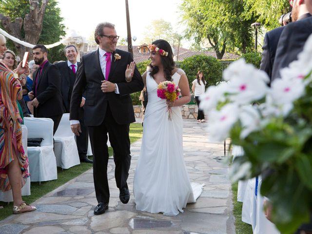 La boda de Marta y Jorge  en Madrid, Madrid 33
