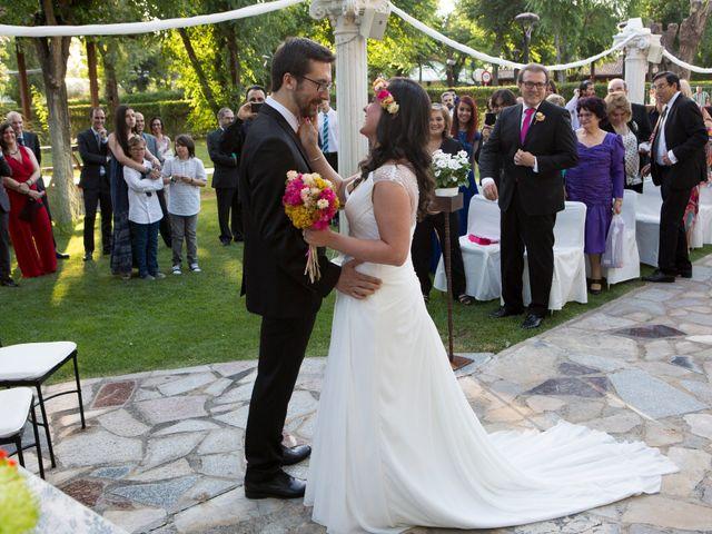 La boda de Marta y Jorge  en Madrid, Madrid 34
