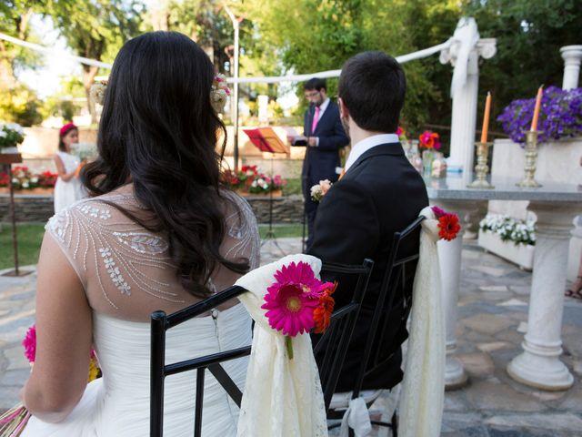 La boda de Marta y Jorge  en Madrid, Madrid 37