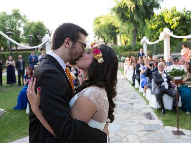 La boda de Marta y Jorge  en Madrid, Madrid 39