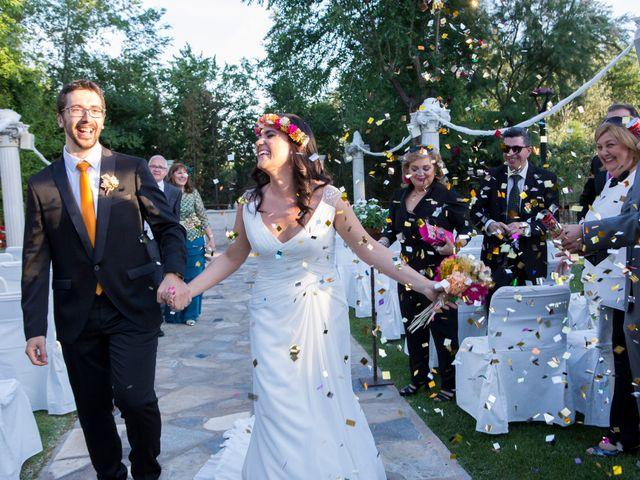 La boda de Marta y Jorge  en Madrid, Madrid 42