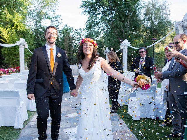 La boda de Marta y Jorge  en Madrid, Madrid 43