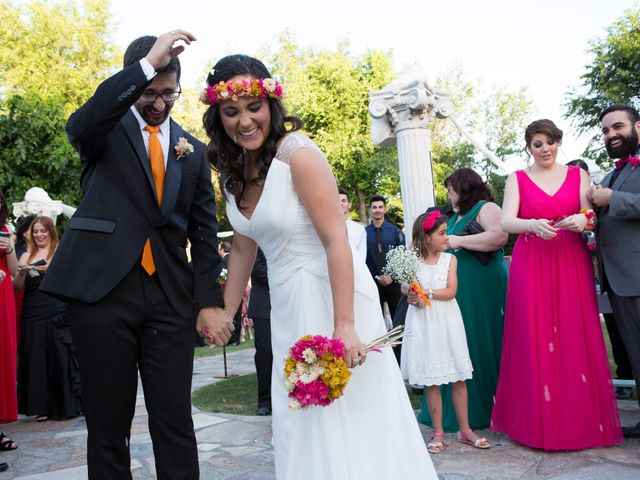 La boda de Marta y Jorge  en Madrid, Madrid 44