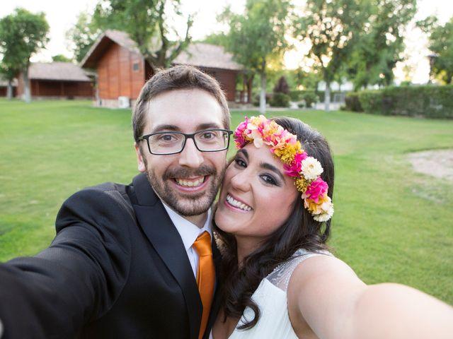 La boda de Marta y Jorge  en Madrid, Madrid 49