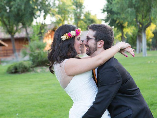 La boda de Marta y Jorge  en Madrid, Madrid 51