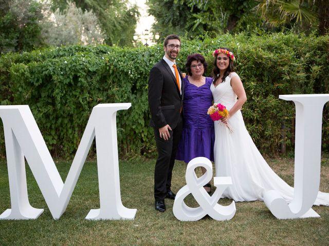 La boda de Marta y Jorge  en Madrid, Madrid 66