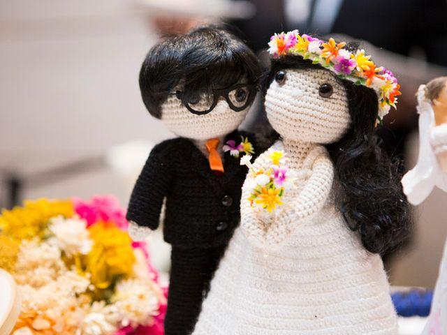 La boda de Marta y Jorge  en Madrid, Madrid 72