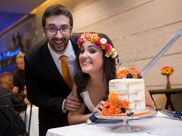 La boda de Marta y Jorge  en Madrid, Madrid 79