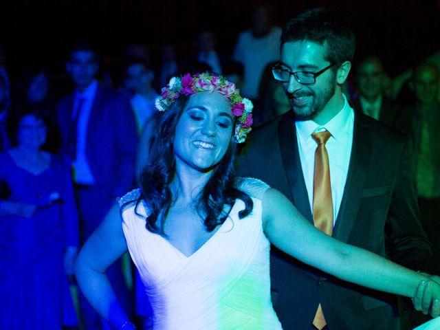 La boda de Marta y Jorge  en Madrid, Madrid 80