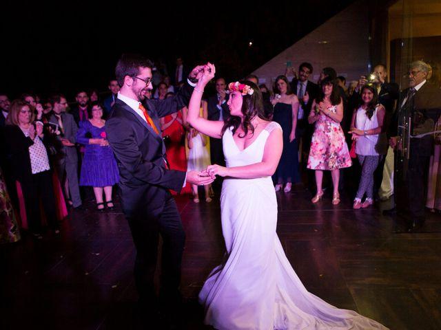 La boda de Marta y Jorge  en Madrid, Madrid 82