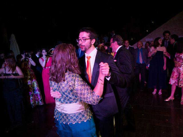 La boda de Marta y Jorge  en Madrid, Madrid 83