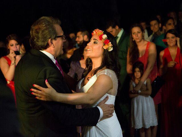 La boda de Marta y Jorge  en Madrid, Madrid 84