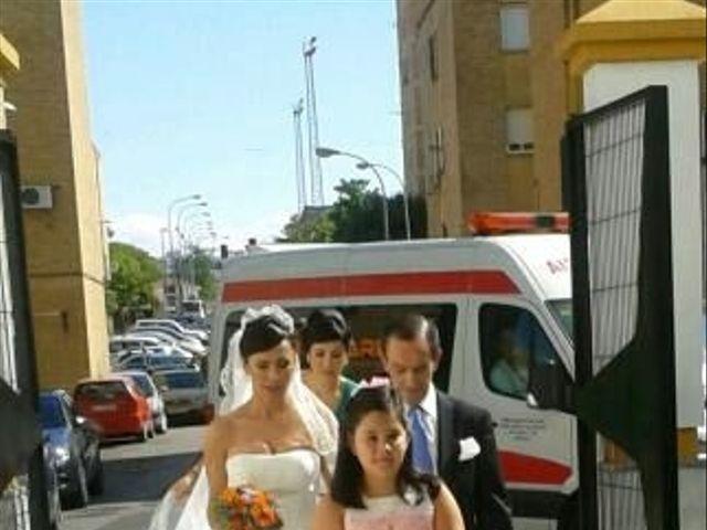 La boda de Elisa y Rafael en Castilleja De La Cuesta, Sevilla 8
