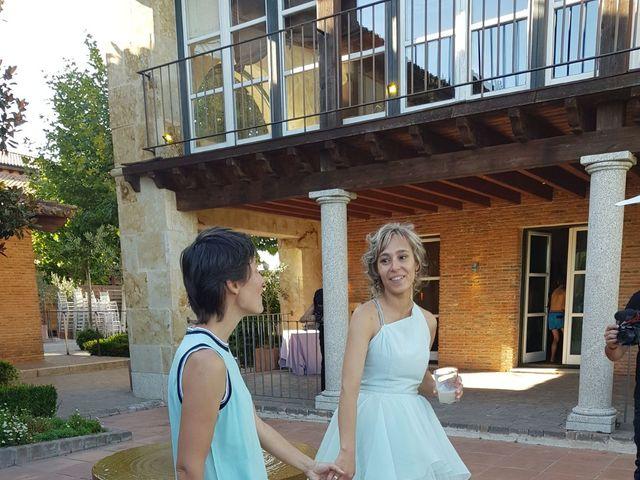 La boda de Raquel  y Natacha  en Fermoselle, Zamora 5