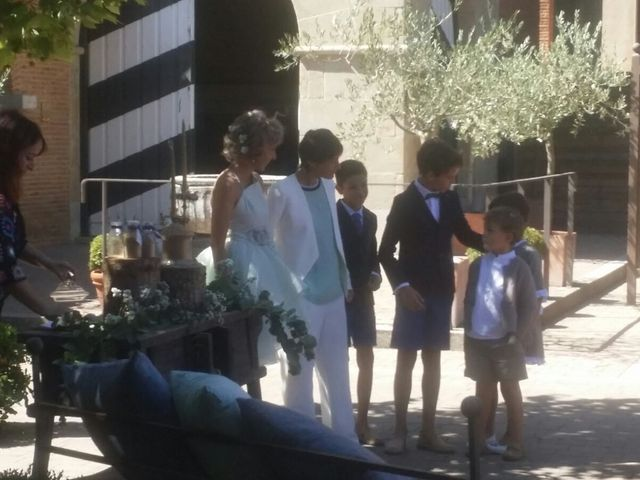 La boda de Raquel  y Natacha  en Fermoselle, Zamora 2