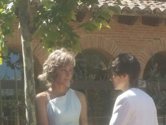 La boda de Raquel  y Natacha  en Fermoselle, Zamora 12