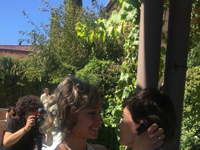 La boda de Raquel  y Natacha  en Fermoselle, Zamora 17