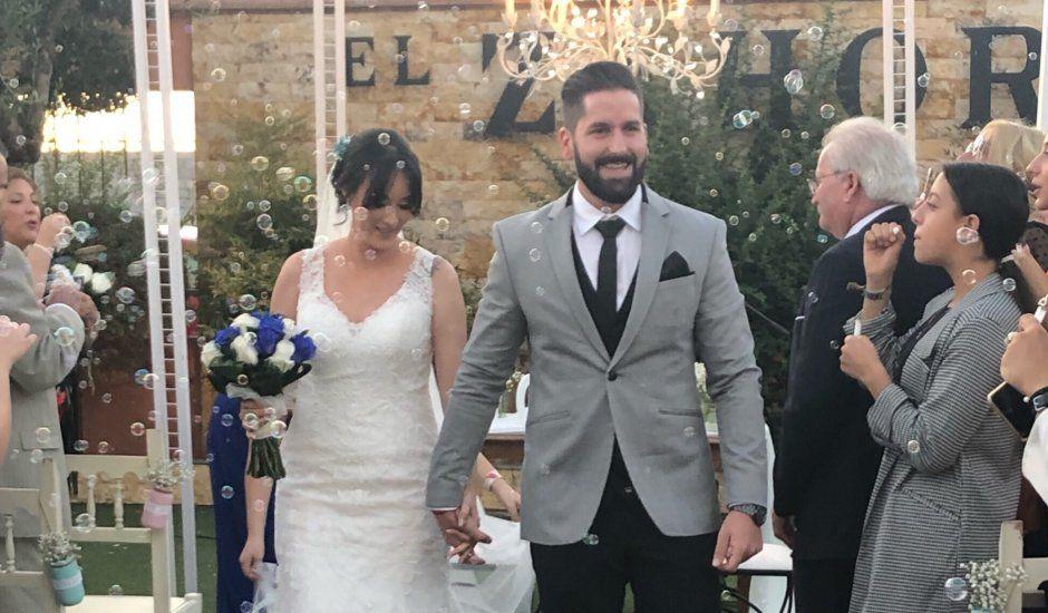 La boda de Richard y Patricia en Durcal, Granada