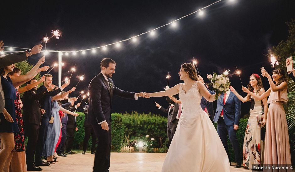 La boda de Servando y Teresa en Caracuel De Calatrava, Ciudad Real
