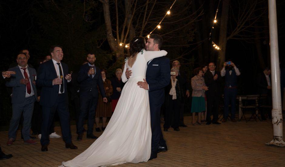 La boda de Jorge y Oiane en Santa Gadea Del Cid, Burgos