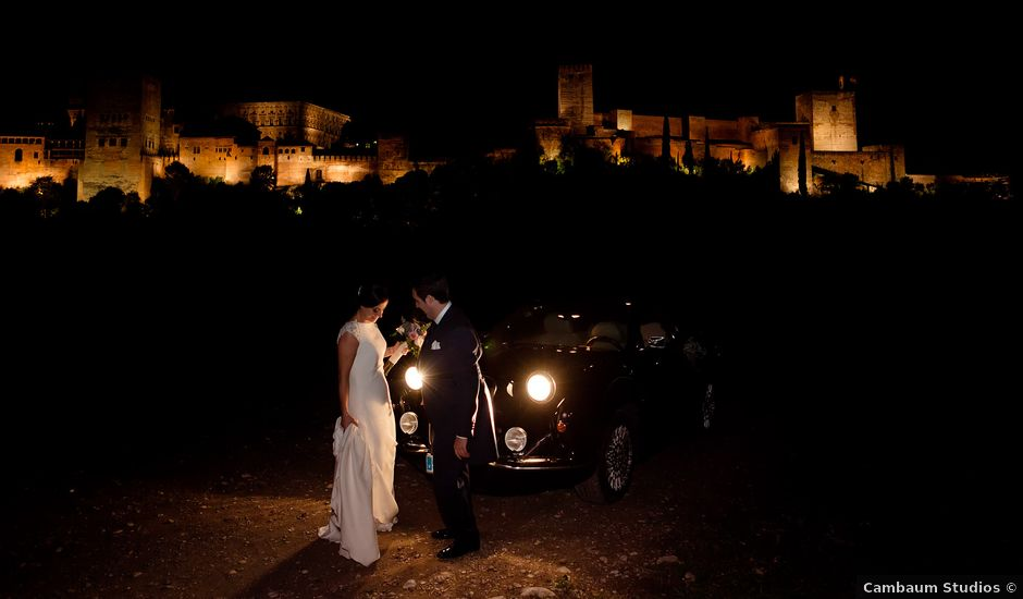 La boda de Ruano y Ana en Granada, Granada